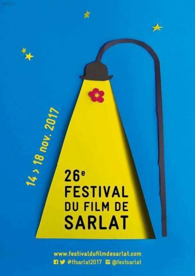 affiche 26e Festival du film de Sarlat