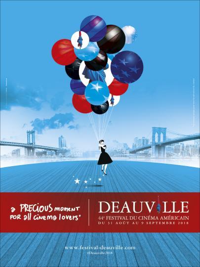 affiche Premières 44 Festival du cinéma Américain
