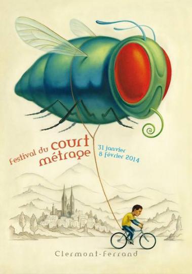 affiche Retour sur le Festival International du Court Métrage à Clermont-Ferrand