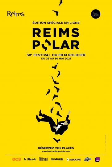 affiche Reims Polar 2021