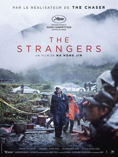 illustration de The Strangers