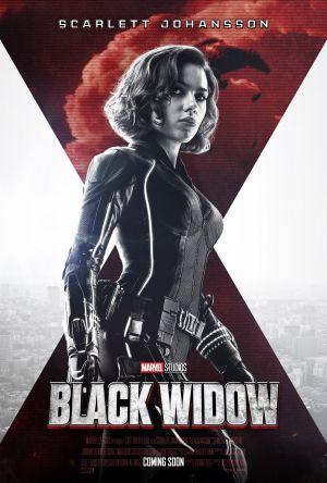 illustration de Black Widow