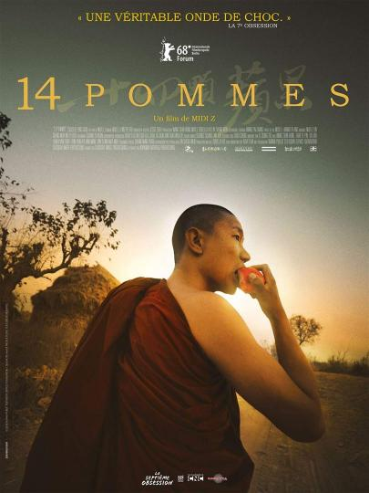 affiche 14 Pommes