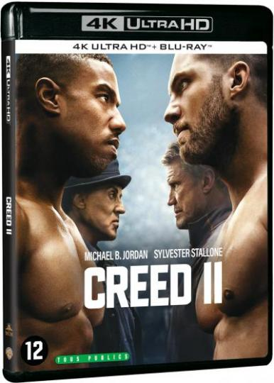 affiche Creed II