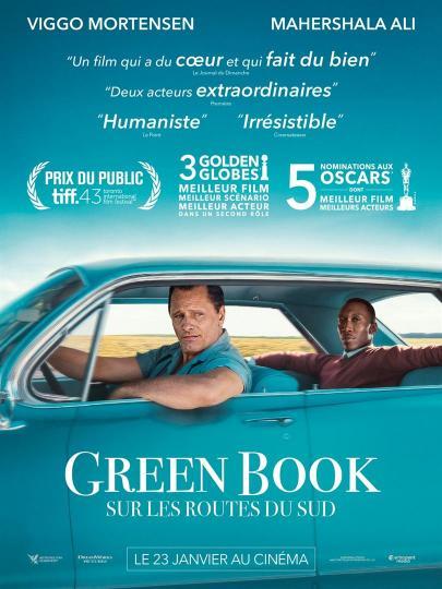 affiche du film Green Book