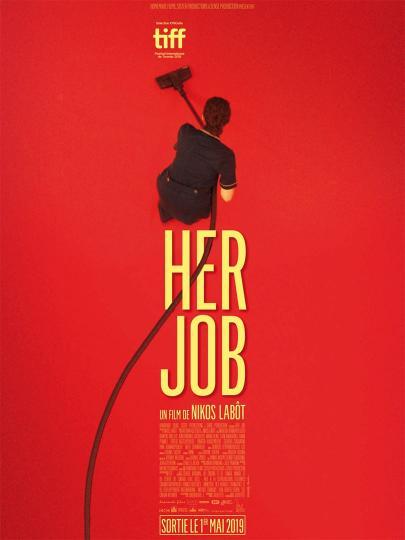 affiche Her job