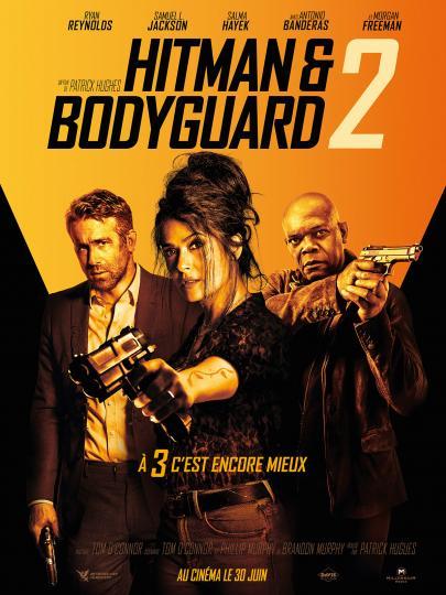 affiche Hitman & Bodyguard 2