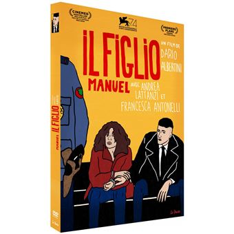affiche Il Figlio Manuel
