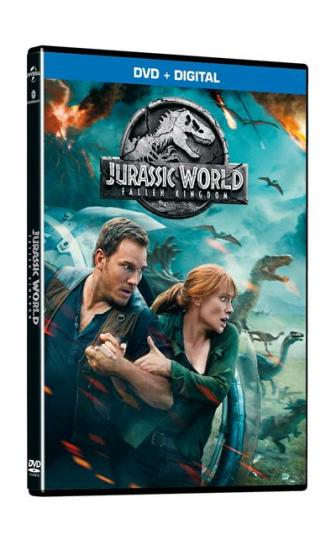 affiche Jurassic World- Fallen Kingdom