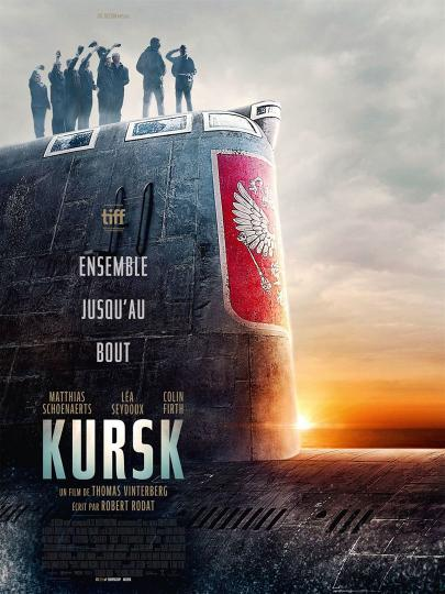 affiche du film Kursk
