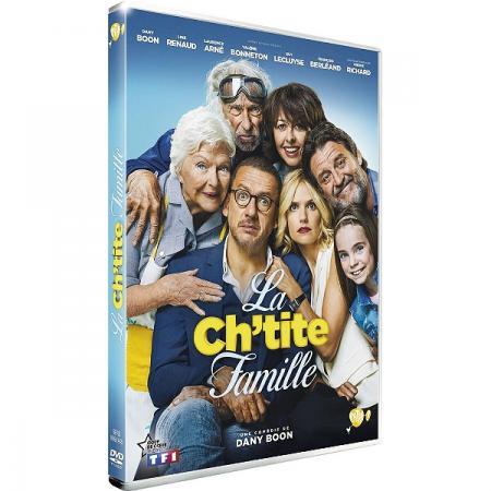 affiche La Ch'tite famille