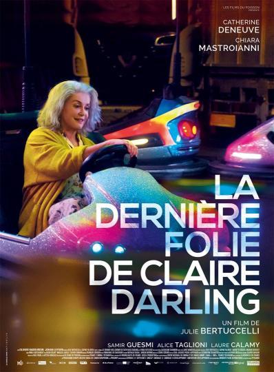 affiche : La dernière folie de Claire Darling