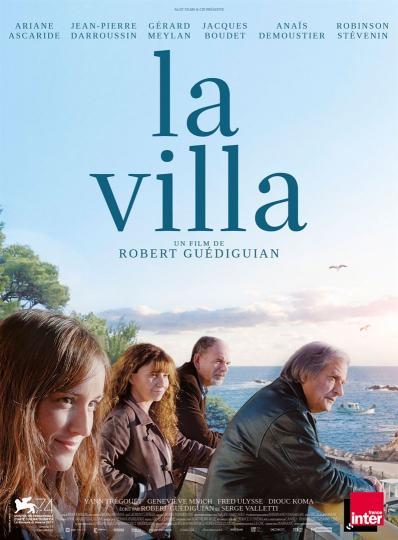 affiche La Villa