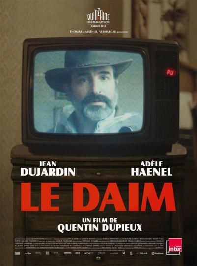 affiche Le Daim