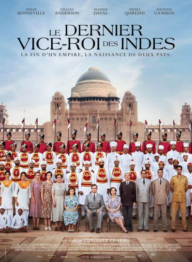 affiche Le Dernier Vice-Roi des Indes