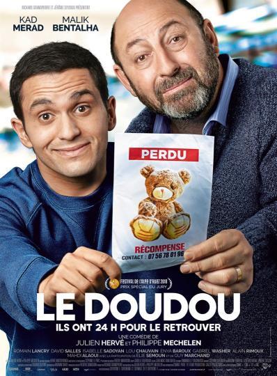 affiche Le Doudou