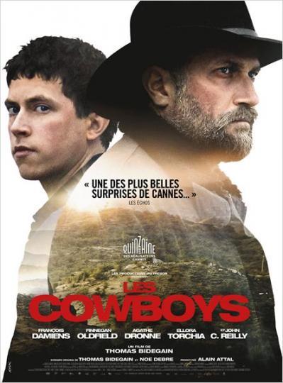 affiche du film Les Cowboys