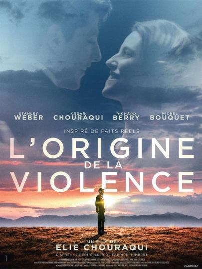 affiche du film L'Origine de la violence