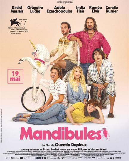 affiche Mandibules