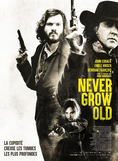 affiche Never Grow Old