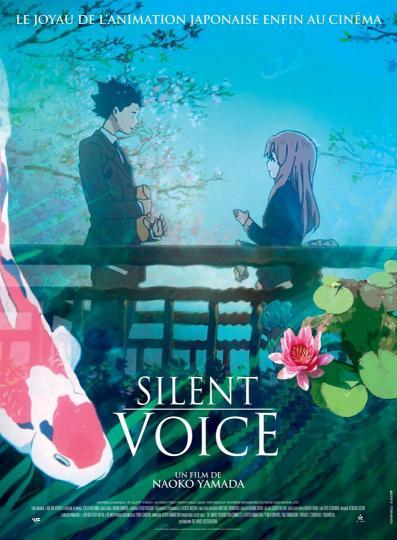 affiche A Silent Voice