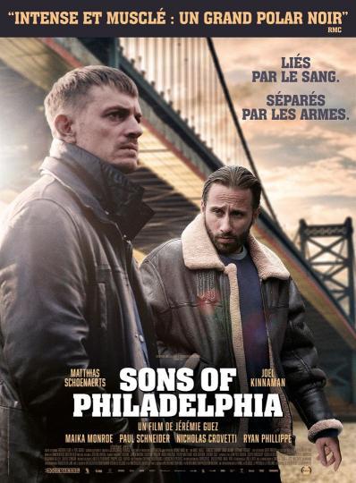 affiche Sons Of Philadelphia