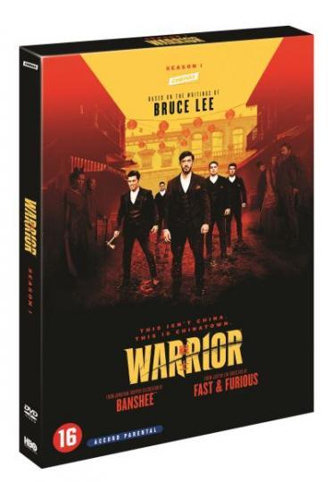 affiche Warrior saison 1