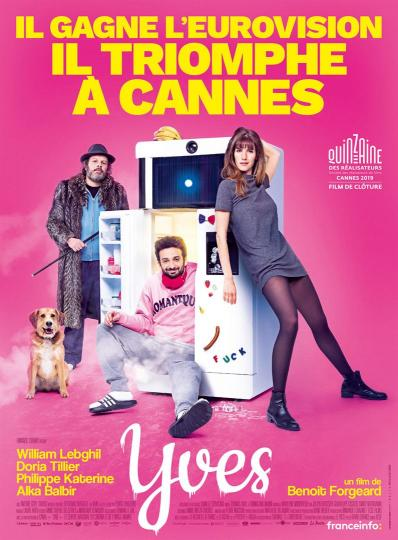affiche Yves