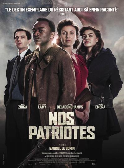 affiche Nos Patriotes