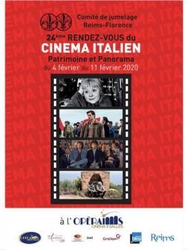 affiche du film 24 Rendez vous du cinéma Italien