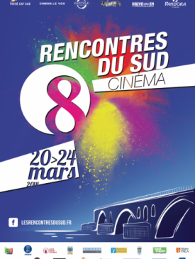 affiche du film Voyage au cœur d'une rencontre cinéma en Avignon