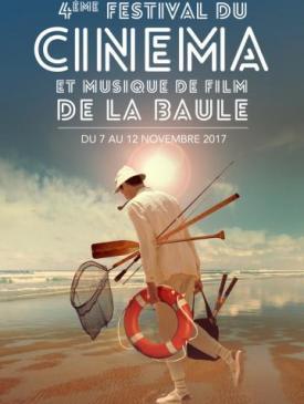 affiche du film Vladimir Cosma au Festival du Cinéma et Musique de Film de la Baule du 7 au 12 novembre 2017