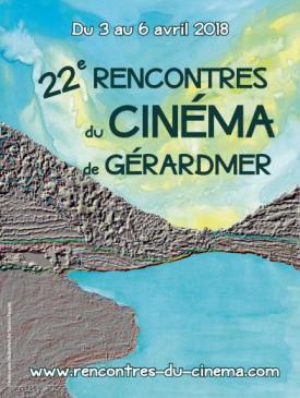 affiche du film 22 Rencontre Cinéma de Gérardmer 2018
