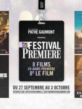 affiche du film Festival d'Avant première Gaumont