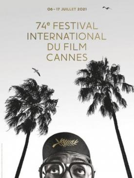 affiche du film 74 festival international du film Cannes