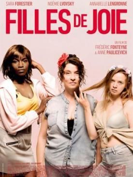 affiche du film Avant-première « Filles de Joie »