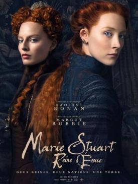 affiche du film Mary Stuart VS La Favorite