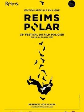 affiche du film Jury Festival du film policier de Reims