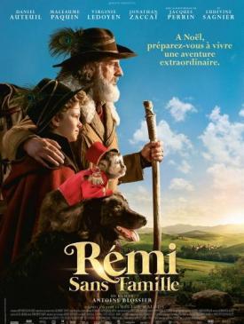 affiche du film Avant Première Rémi sans famille