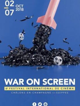 affiche du film War on screen  2018