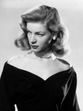 illustration de Mort de Laurent Bacall