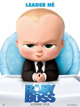 affiche du film Baby Boss