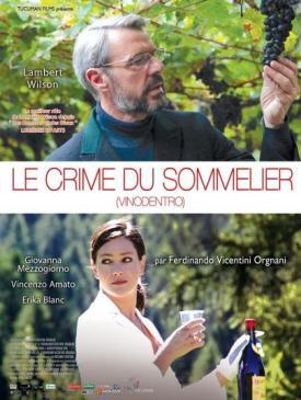 affiche du film Le crime du sommelier