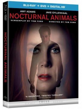 affiche du film Nocturnal Animals