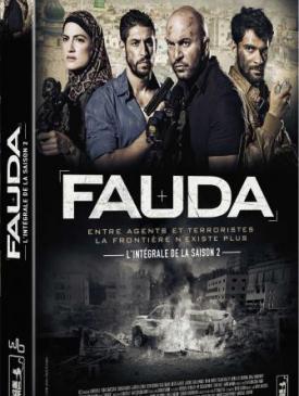 affiche du film Fauda Saison 2