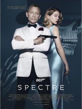 affiche du film 007 Spectre