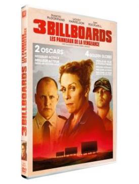 affiche du film 3 Billboards, Les Panneaux de la vengeance