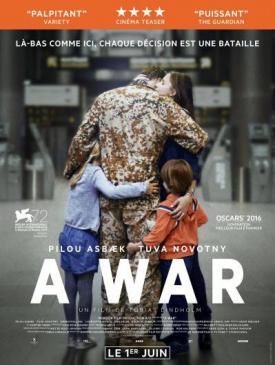 affiche du film A War