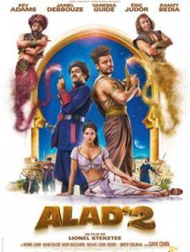 affiche du film Alad'2