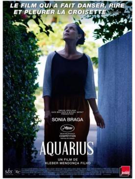 affiche du film Aquarius